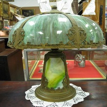 Best Antique Lamps With Glass Shades Reviews