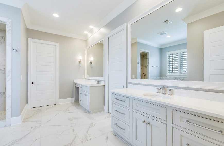 Bathroom Lighting Fixtures: Why They Should Be Different