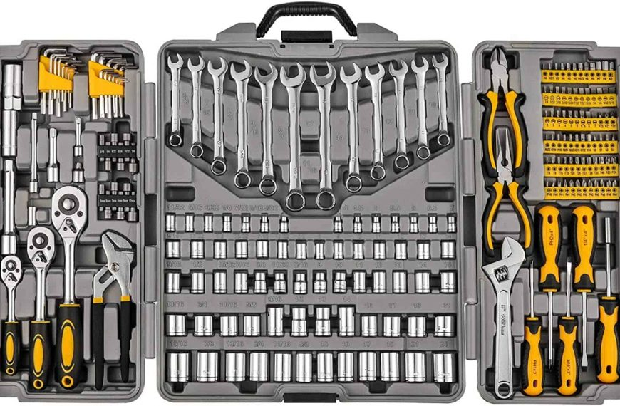 Tool Kit Buyers Guide – How Many Pieces Is Right For You?